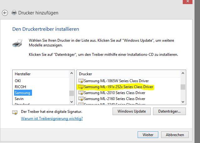 Samsung ML-1915 funktioniert seit Update auf Windows 8.1 nicht mehr-2.jpg