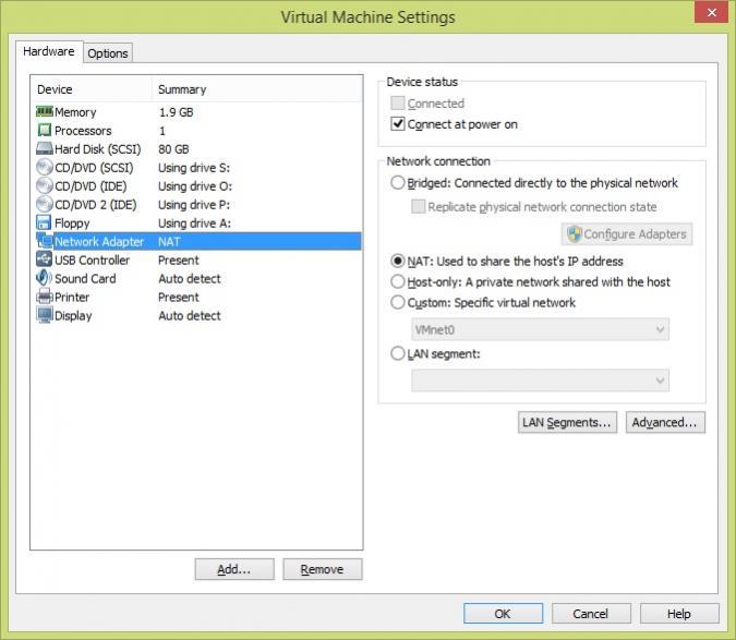 win 8.1 Internetverbindung zum VMware Player-81vmnw.jpg
