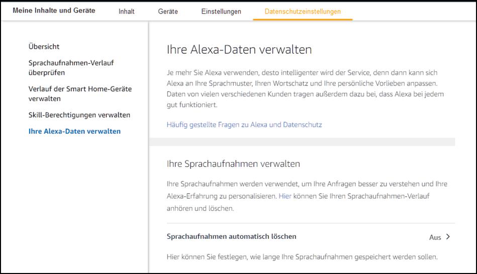 Alexa,Sprachaufzeichnungen,Sprachaufnahmen,Sprachaufzeichnungen automatisch löschen,Alexa Spra...png