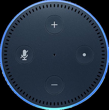 Amazon Echo,Amzon Echo Dot,weißer Ring,gelber Ring,blauer Ring,grüner Ring,gelber Ring,violett...png