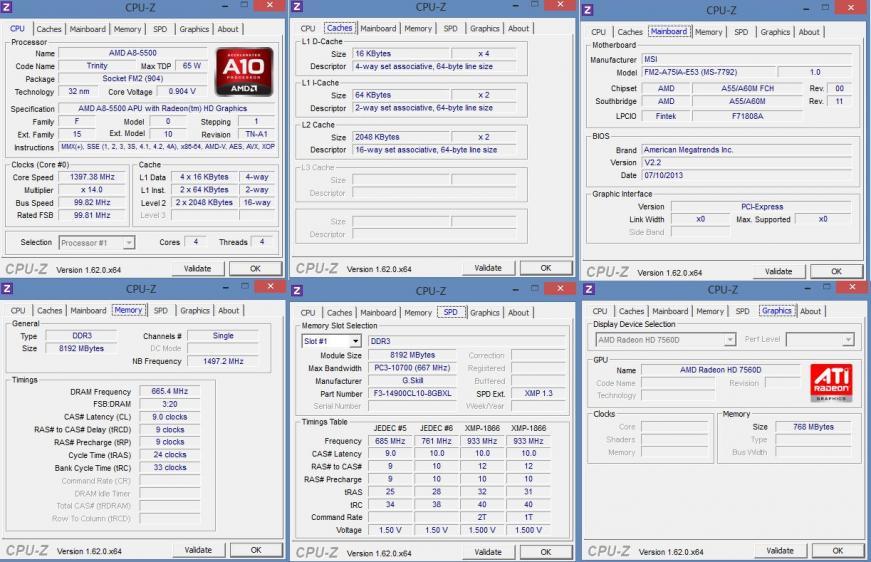 Problem: Energiesparmodus, Energie sparen, PC wacht nicht mehr auf oder st�rzt ab-cpu-z_09102013.jpg