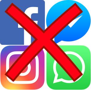 Facebook,Messenger,Instagram,WhatsApp,Blackberry,Patente,Facebook verboten,Facebook Messenger ...png