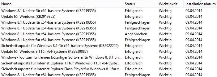 Update f�r Win 8.1 installiert, trotzdem keine neuen Funktionen-kb2919355doppelt.jpg
