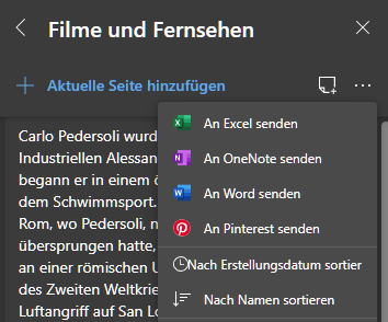 Microsoft,Edge,Chromium,Browser,Canary,Beta,Dev,Sammlungen,Collections,Sammlungen nach Erstell...png