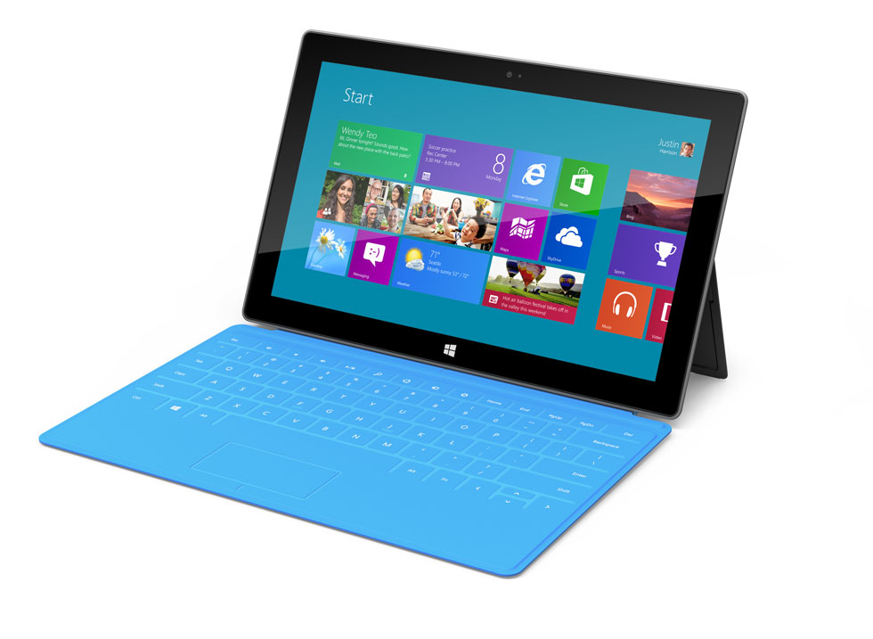 Microsofts Windows 8 Tablet Surface offenbar mit Produktionsproblemen-microsoft-surface-microsoft.jpg