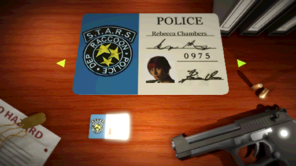 Resident Evil First Person Shooter Resident Evil First Person Perspektive Biohazard First Pers...png