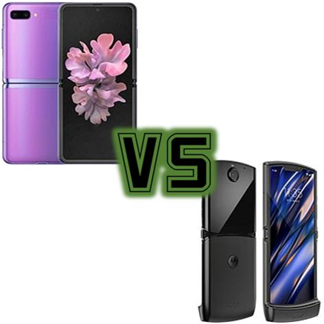 Samsung Galaxy Z Flip,Motorola RAZR 2019,Galaxy Z Flip,RAZR 2019,ZFlip,RAZR2019,Kaufberatung,V...png