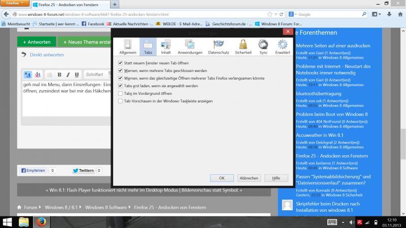 Firefox 25 - Andocken von Fenstern-screenshot-25-.jpg
