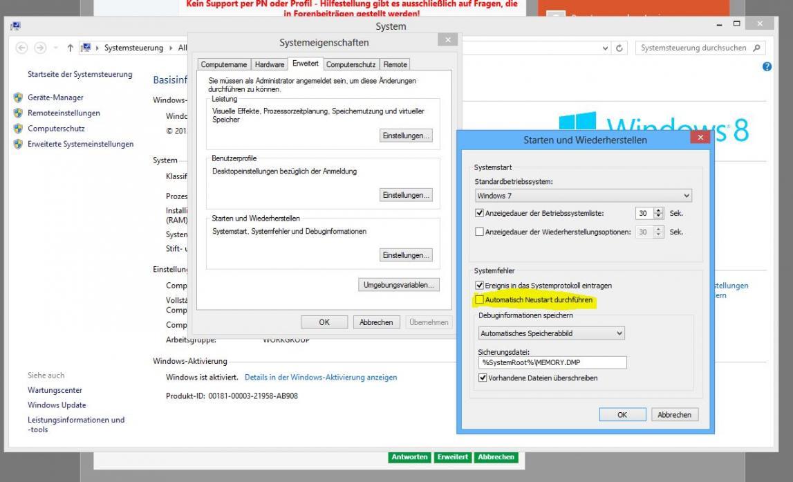 Win 8 - System service Exception-starten-.jpg