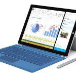 Microsofts Surface 3 im Vergleich zu seinen Konkurrenz-Produkten