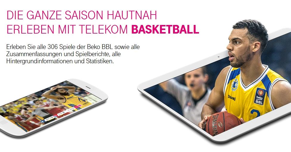 Telekom Basketball Live Kostenlos