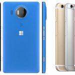 Lumia 950 vs. iPhone 6S: Vergleich der technischen Daten
