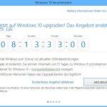 Windows 10: Ende des kostenlosen Upgrade durch Countdown angezeigt - Kommentar