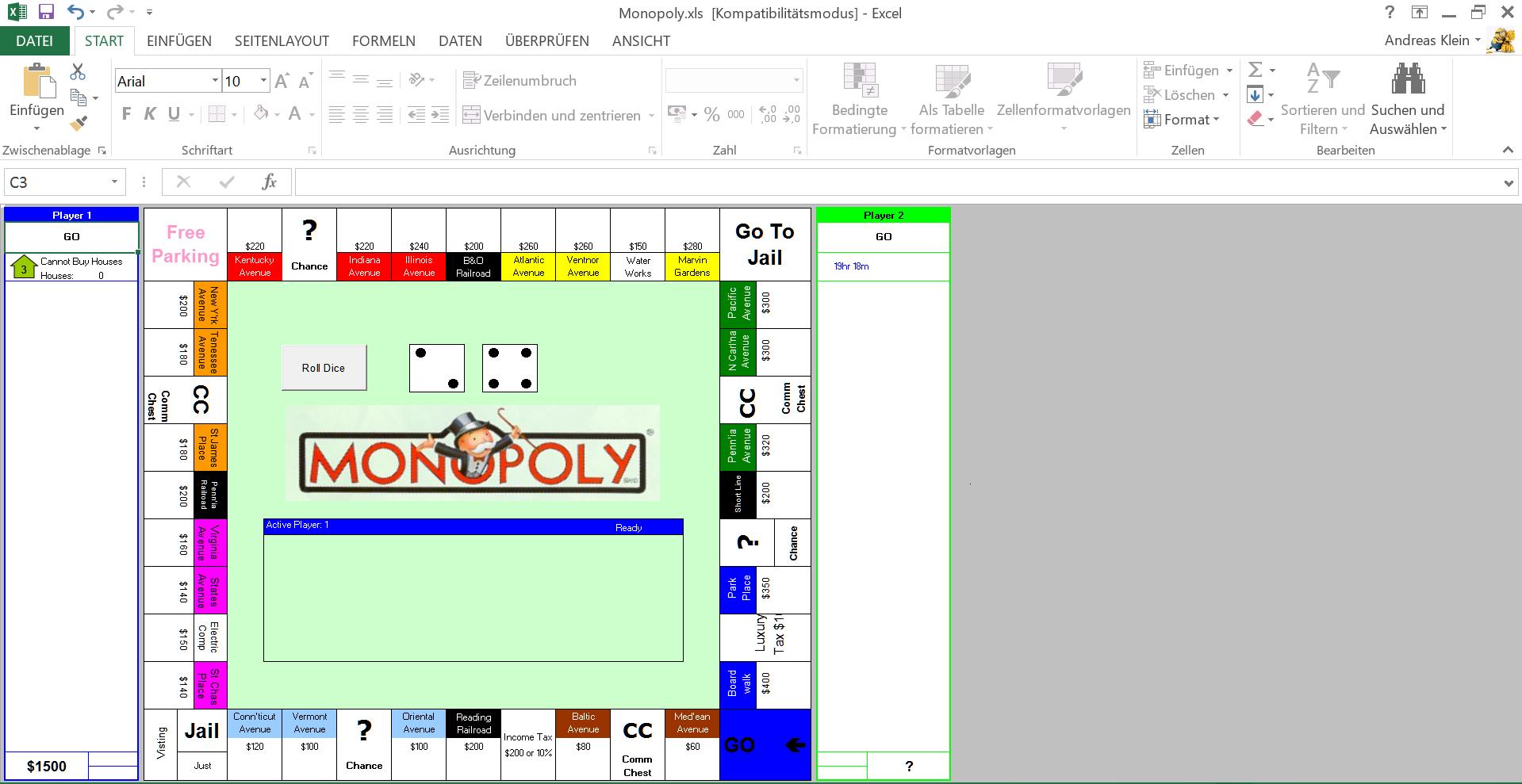 Excel Spiele Programmieren