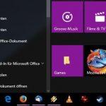 Windows 10: Startmenü-Icons individuell anpassen - so gehts