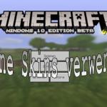 Eigene Skins in Minecraft Windows 10 Edition Beta verwenden
