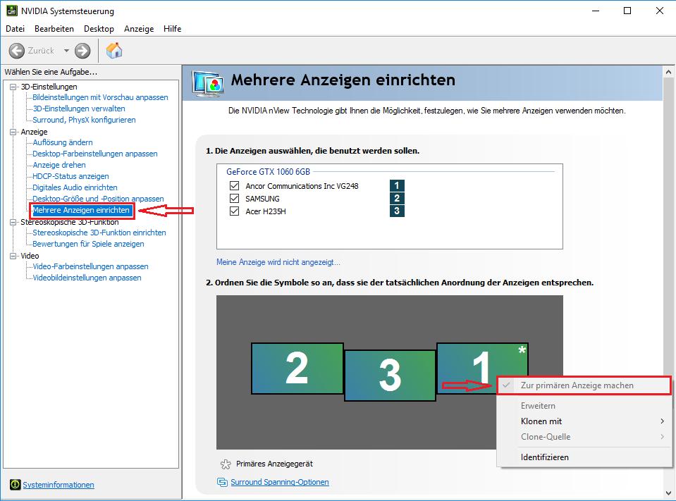 Windows 10 Hauptbildschirm ändern