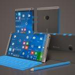 Windows 10 Mobile: ungewöhnliche Smartphones von Microsoft in Aussicht gestellt