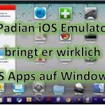 iOS Apps unter Windows per iOS Emulator iPadian nutzen – Klappt das wirklich?