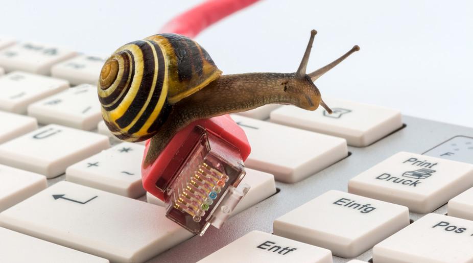 Das Internet Ist Extrem Langsam Trotz Gutem Wlan Empfang Das Kann