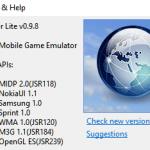Emulator für JAR Dateien KEmulator auf Windows PCs und Laptops verwenden