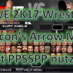 WWE 2K17 Wrestling Mod im PSP Emulator PPSSPP auch unter Windows nutzen