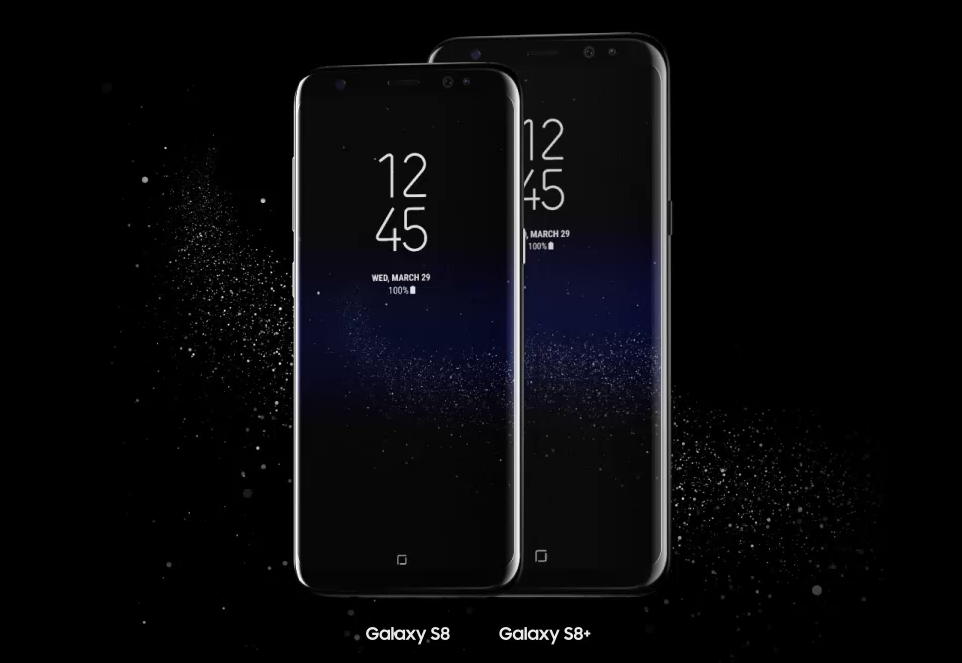samsung galaxy s8 und s8 neue smartphone flaggschiffe im vergleich update. Black Bedroom Furniture Sets. Home Design Ideas