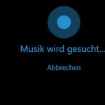 Cortana nach aktuell laufender Musik suchen lassen? So geht es ganz einfach!