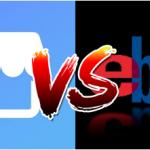 Ebay Auktionsplattform versus Facebook Markplatz - Welche Vor- und Nachteile gibt es?