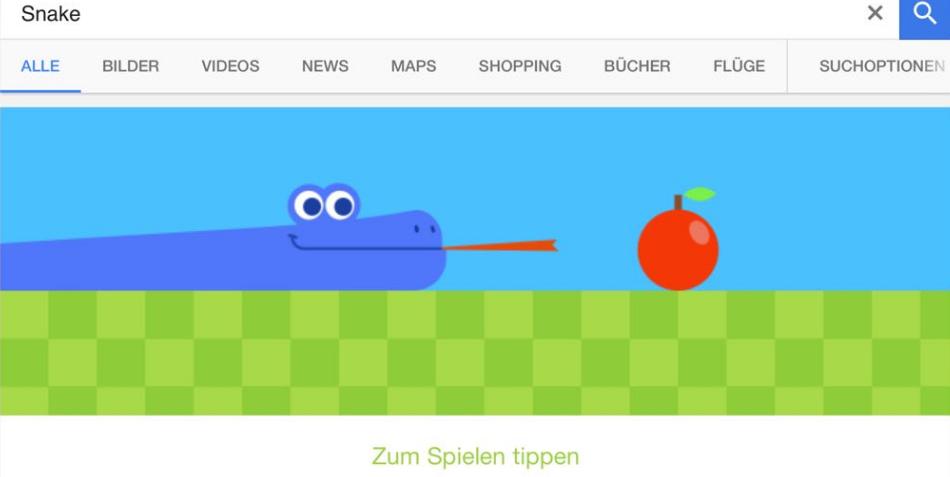Google Spiele Snake
