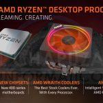 AMD Ryzen 2000 - das neue Pinnacle-Ridge-Portfolio im Detail - UPDATE