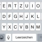 Apple iPhone: Auto-Korrektur deaktivieren und wieder aktivieren - so geht es