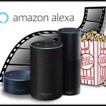 Alexa über Amazon Echo, Fire TV und Alexa App aktuelles Kinoprogramm anzeigen lassen
