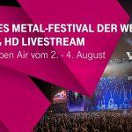 Wacken Open Air: WOA 2018 als Livestream und im TV sehen - UPDATE