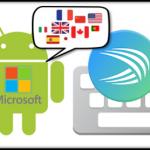 Microsoft Translator lässt Euch per SwiftKey Tastatur für Android in vielen Sprachen schreiben