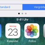 Apple iPhone: alle Texte und App-Symbole größer anzeigen - so geht es