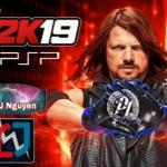 WWE 2K19 auf älteren und langsameren PCs über PSP Mod im PPSSPP Emulator verwenden
