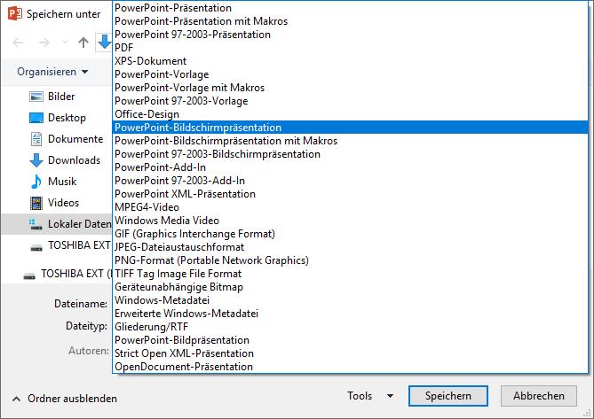 MicrosoftPowerPointPräsentationAutostartPowerPoint-automatisch-startenPowerPoint-Präsentation-automatisch-startenautomatische-Bildschirmpräsentation-erstellenanlegennutzenverwenden-3.png
