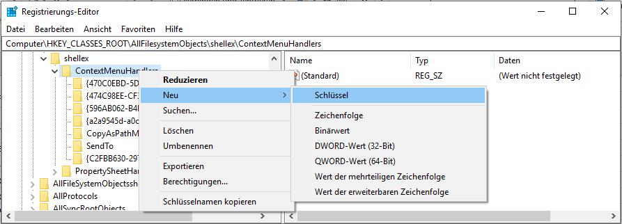 Windows-10Kontextmenü-erweiternneue-Einträge-für-Kontextmenü-erstellenIn-Ordner-kopierenIn-Ordner-verschiebenRegistrierungs-EditorRegistryEinträgeerstellenanlegenhinzufügennutzenverwenden-3.png