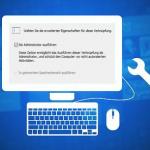 Windows 10 Programm immer als Administrator ausführen? So einfach richtet man es ein!