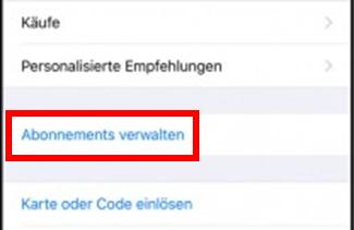 AppleIOS12BetaAppStoreAbonnementsAboAbonnementschnell-erreichenverwaltenschnell-öffnenMenüEintragKündigungVerwaltungApplenutzenverwendenöffnenleichtschnelleinfach-2.png