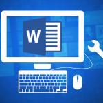 Texte oder Grafiken in Word Dokument vertikal zentrieren zwischen oberem und unterem Rand