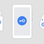 Smartphone am Windows PC als Sicherheitsschlüssel zur Anmeldung im Google Account verwenden