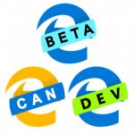 Microsoft Edge mit Google Chromium Engine steht als Dev und Canary Version zum Download bereit