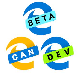 Microsoft Edge mit Google Chromium Engine steht als Dev und