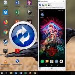 Android Smartphone oder Tablet mit Screen Mirroring per USB Kabel auf dem PC Monitor spiegeln