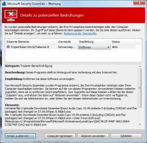 Warnung MSE 02 - Exact Audio Copy Beta.jpg