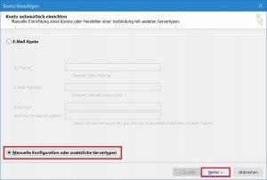 Outlook - Konto hinzufügen - manuelle Konfiguration.jpg