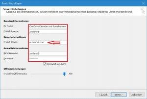 Outlook - Konto hinzufügen - manuelle Konfiguration - Benutzerdaten.jpg