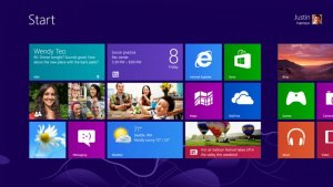 Startscreen Windows 8 @Hersteller.jpg